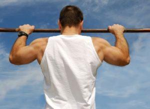 Укрепление мышц спины и рук