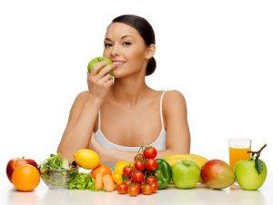 Употребление продуктов, богатых витаминами, для суставов