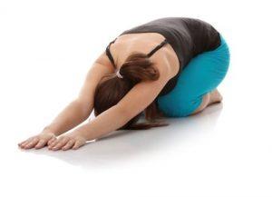 Расслабление грудного отдела позвоночника