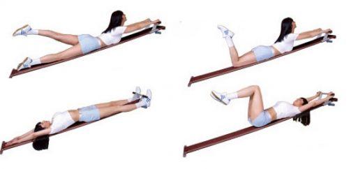 Упражнения на тренажере Евминова при грыже позвоночника