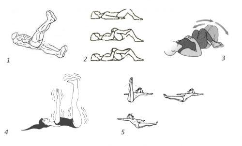 Упражнения от грыжи позвоночника по Неумывакину
