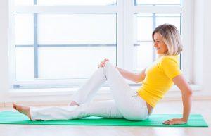 Ускоренное восстановление коленного сустава