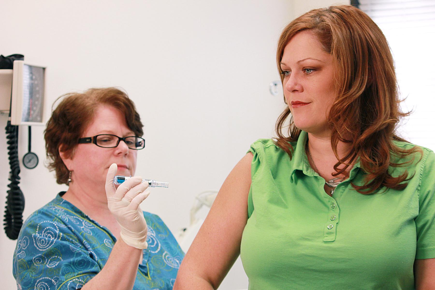 За и против прививки от гриппа
