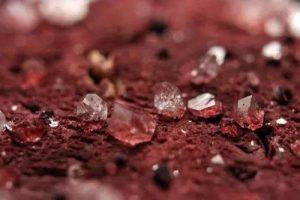 Наличие в вине виннокаменной кислоты