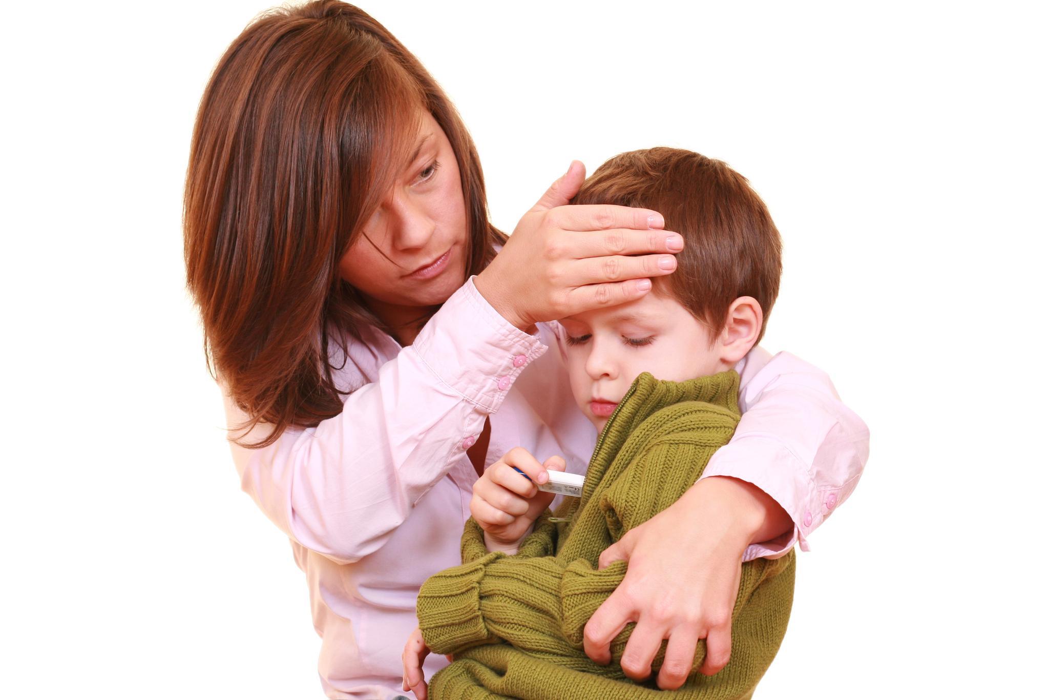 Температурный хвост после ОРВИ у ребенка