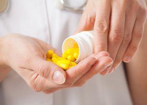Медикаментозное лечение остеофитов