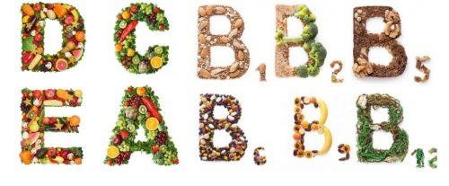 Витамины, необходимые для суставов