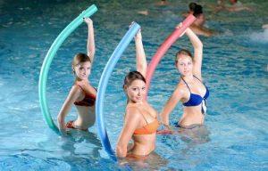Водная лечебная гимнастика