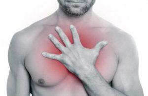 Воспаление и боль в груди