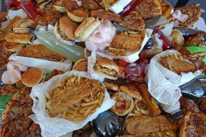 Исключение вредной еды при коксартрозе