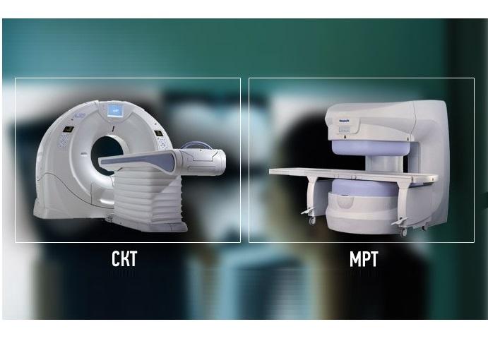 Выбор между аппаратами КТ или МРТ